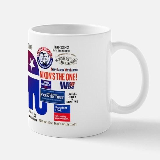 Historic Republican Mugs
