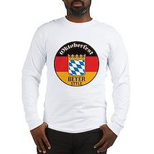 Beyer Oktoberfest Long Sleeve T-Shirt