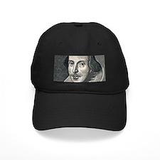 Wm Shakespeare Baseball Hat
