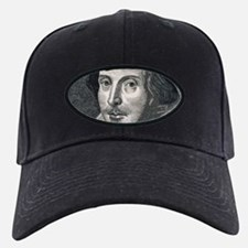Wm Shakespeare Baseball Hat
