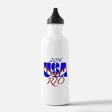 2016 USA RIO Water Bottle