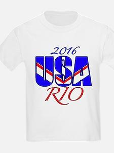2016 USA RIO T-Shirt