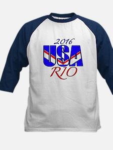 2016 USA RIO Kids Baseball Jersey