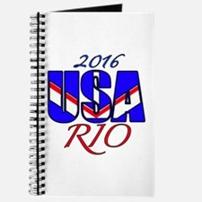 2016 USA RIO Journal
