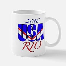 2016 USA RIO Mug