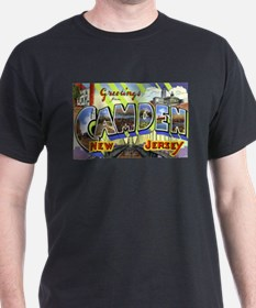 Camden New Jersey T-Shirt