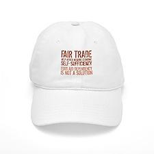 Fair Trade Baseball Cap