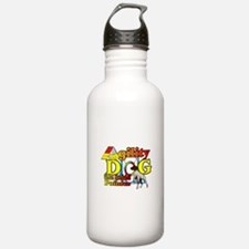 German Shorthair Agili Water Bottle