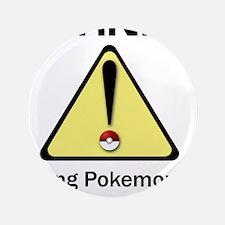 Warning go Button