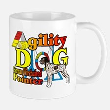 German Wirehair Agility Mug