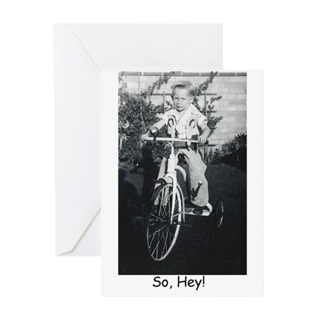 Nice Bike Birthday Card