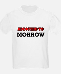 Addicted to Morrow T-Shirt