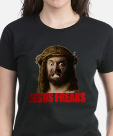 Jesus Freaks Funny and Offensive T Shirts Tee