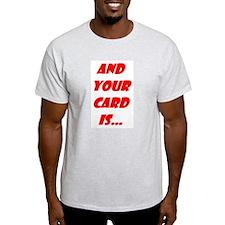 Card Trick T-Shirt