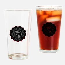 NROL 61 Launch Team Logo Drinking Glass