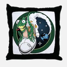NROL 61 Program Logo Throw Pillow