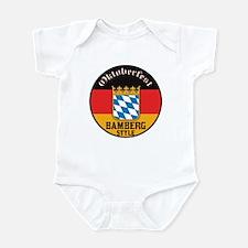 Bamberg Oktoberfest Infant Bodysuit
