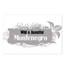Wild Montenegro Postcards (Package of 8)