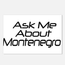 ASk Montenegro Postcards (Package of 8)