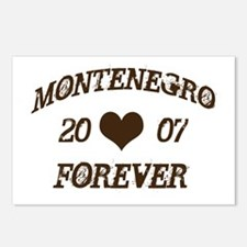 Montenegro Forever Postcards (Package of 8)