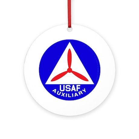 Civil Air Patrol Seal Ornament (Round)