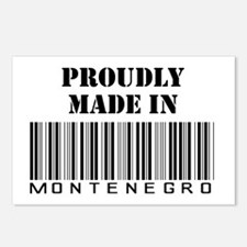 Made in Montenegro Postcards (Package of 8)