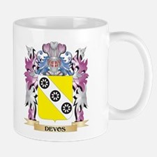 Devos Coat of Arms (Family Crest) Mugs