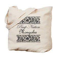 Pimp nation Mongolia Tote Bag