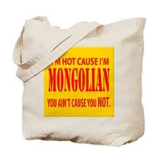Hot Mongolian Tote Bag