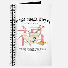 Fu King Chinese Buffet Journal