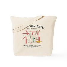 Fu King Chinese Buffet Tote Bag
