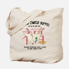 Fu King Chinese Buffet Tote Bag