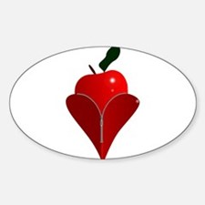 Love Fruit Decal
