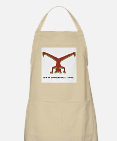 It's a dancehall ting BBQ Apron
