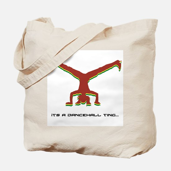 It's a dancehall ting Tote Bag