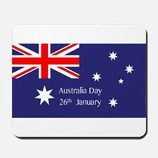 Australia Day Mousepad