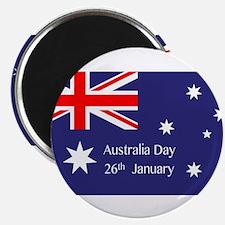 Australia Day Magnets
