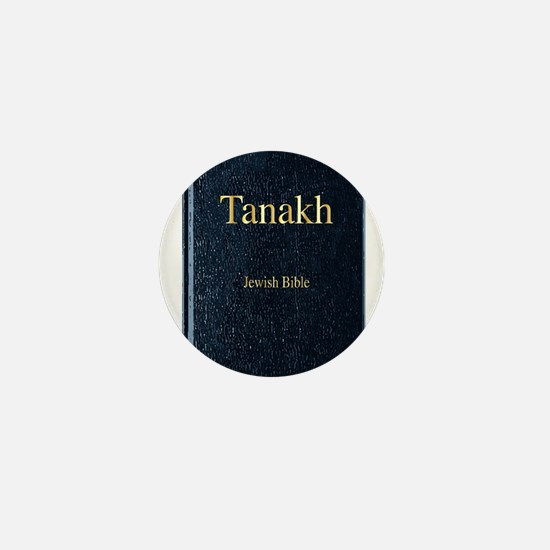 The Tanakh Mini Button (10 pack)