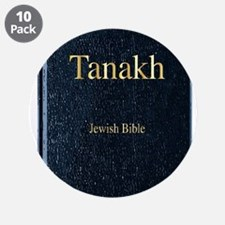 "The Tanakh 3.5"" Button (10 pack)"