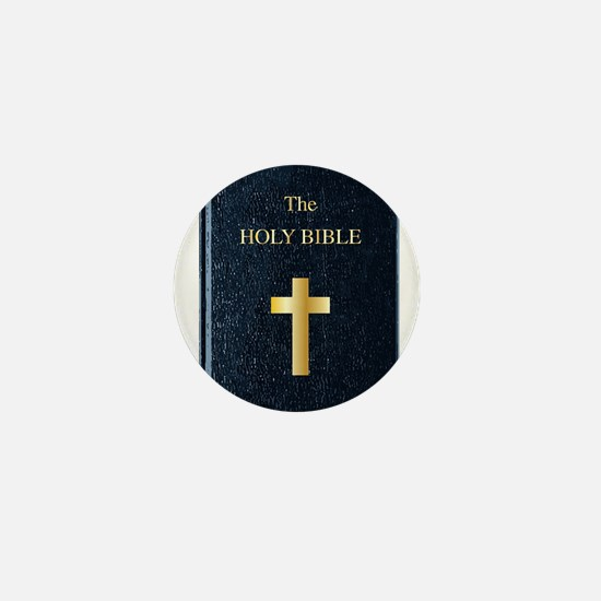 The Holy Bible Mini Button (10 pack)