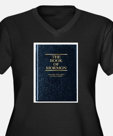 The Book of Mormon Plus Size T-Shirt