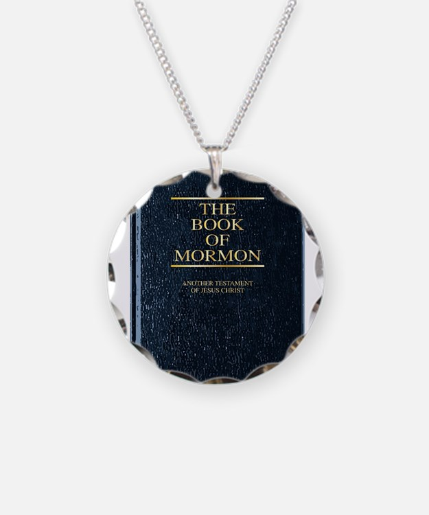 The Book of Mormon Necklace