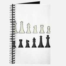 Chess Pieces Journal