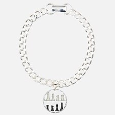 Chess Pieces Bracelet