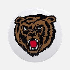 Bears of Berkley Ornament (Round)