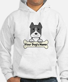 Personalized Pit Bull Hoodie