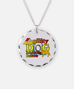 Duck Toller Agility Necklace