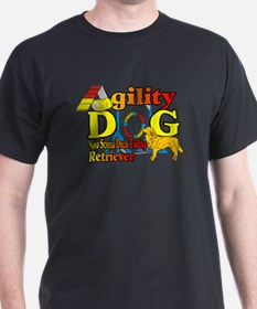 Duck Toller Agility T-Shirt