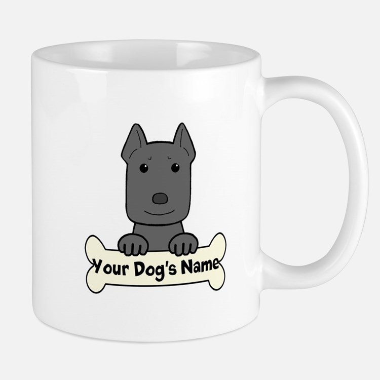 Personalized Pit Bull Mug