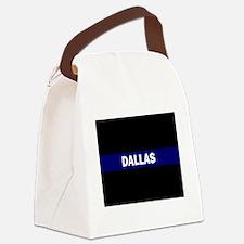 Cute Dallas Canvas Lunch Bag